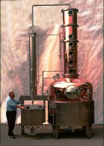 Holstein, distillery equipment, leading world supplier of
